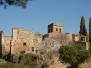 BARCELONA, Santa Creu d'Olorda, S-IX-X